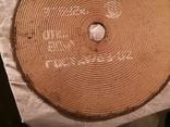 Диск отрезной по металу СССР для болгарки полотно, фото №9