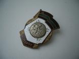 Значок республиканский СССР чемпион гандбол бронза, фото №2