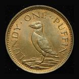 Ланди 1 паффин 1929 Unc оригинальный выпуск Мартина Хармана, фото №2