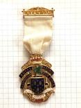 Знак Управляющего Steward RMIG 1950 год, фото №4