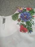 Вишита сорочка борщівська вишиванка, фото №5