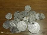 Монети Сигизмунда 3 Ваза 406 штук., фото №6