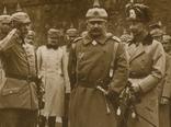 Германская Империя. Кайзер, кронпринц и принц Оскар., фото №2