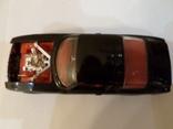 Машинки модельки пять штук Сделано в СССР 1/43, фото №3