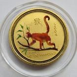 50 долларов 2004 г. Австралия (1/2 oz 999,9), фото №4