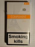 Сигареты COMPLIMENT AMBER