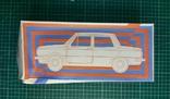 ЗАЗ-968, игрушка с электромеханическим приводом (желтый), пр-во СССР, 1995 г., фото №5