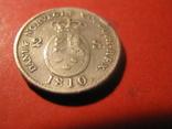 Данія  2 скілінга  1810, фото №2