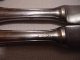 Столовые приборы, маркировка MdI 64, Mdl 65, Mdl 66, Германия, фото №12