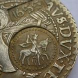 Монета №9. Копия. Звенит. Не магнитится., фото №4