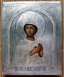 Іконка Князь Олександр, 84, 6,8х5,5 см, фото №2
