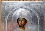 Іконка Князь Олександр, 84, 6,8х5,5 см, фото №3