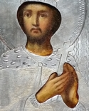 Іконка Князь Олександр, 84, 6,8х5,5 см, фото №5