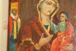 Икона Богородицы Иверская, фото №6