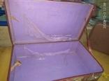 Чемодан кожаный, фото №11