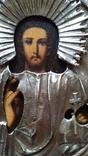 Ікона Ісус, латунь, 18,0х15,0 см, фото №8