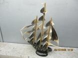 Парусник из рога (690гр.), фото №9