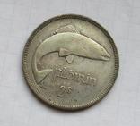 1 флорин 1931 г. Ирландия, серебро, фото №4