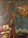 """Ікона """"Свята Трійця"""", фото №6"""