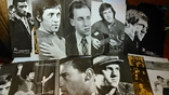 Владимир Высоцкий. Комплект из 18 чёрно-белых открыток. 1988год., фото №5