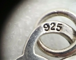 Кулон Подвеска Tiffany & Co New York Серебро 925, фото №5