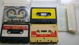 Аудиокассеты Мk-60 Сr O2,Mk-60.2, Mk-60.5,Рок-Ателье - лицензия, фото №4