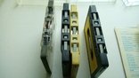 Аудиокассеты Мk-60 Сr O2,Mk-60.2, Mk-60.5,Рок-Ателье - лицензия, фото №10