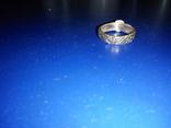 Кольцо сс серебро копия, фото №4