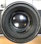 Фотоаппарат Зенит B, с объективом Гелиос 44-2, фото №3