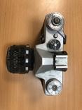 Фотоаппарат Зенит B, с объективом Гелиос 44-2, фото №4