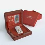 Ниуэ 2014 Православные святыни 2 $ - Феодоровская Богородица Серебряная монета 1 унция, фото №5