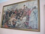 """Копія картини Репіна """"Козаки пишуть лист султанові"""", фото №3"""