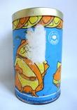 Коробочка от мармелада Апельсиновые лимонные дольки. СССР - гост 1969г., фото №6