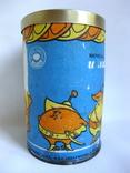Коробочка от мармелада Апельсиновые лимонные дольки. СССР - гост 1969г., фото №7