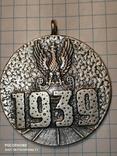 Медаль Польша За участие в оборонительной войне., фото №2