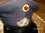 Фуражка  пож.  полиции  .  германия ., фото №6