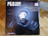 Игровой манипулятор p&d trans wheel fe-8288, фото №7