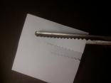 Ножницы закройщика для формирования кромки Цена 12 рублей, фото №11