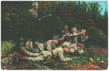 Открытка 1915 год Первая мировая война Гамбург Германия, фото №2