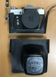 Фотоаппарат Зенит-Е, с объективом Helios 44-2, фото №3
