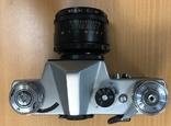 Фотоаппарат Зенит-Е, с объективом Helios 44-2, фото №6