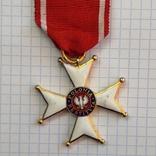Орден Возрождения Польши. Polonia Restituta. 1944., фото №4