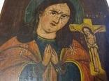 "Ікона ""Божа матір Ахтирська "", фото №2"