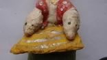 Ватная елочная игрушка из СССР, фото №3