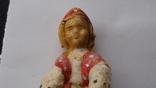 Ватная елочная игрушка из СССР, фото №4