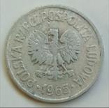 10 грошей 1965 г. Польша, фото №3
