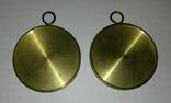 Заготовки для медалей(2 шт), фото №2