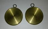 Заготовки для медалей(2 шт), фото №12