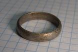 Кольцо обручалка СССР, фото №12