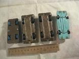 4 железных машинок., фото №5